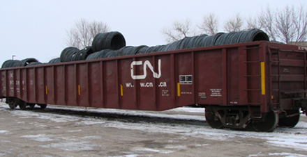 Rail Road Car