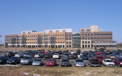 Target North Campus - Bury Companies, Inc.